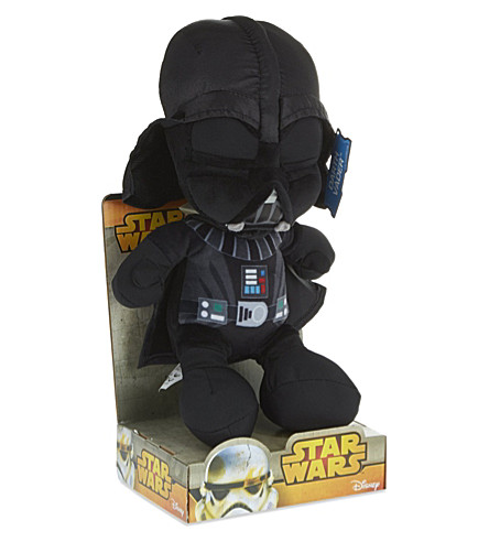 STAR WARS Darth Vader soft toy 25cm