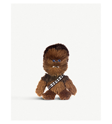 STAR WARS Chewbacca soft toy 25cm