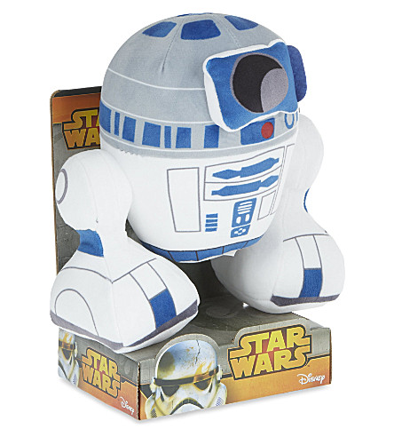STAR WARS R2-D2 soft toy 25cm
