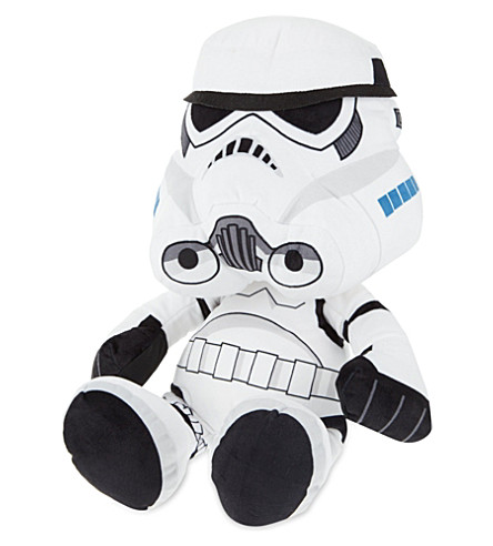 STAR WARS Stormtrooper soft toy 50cm