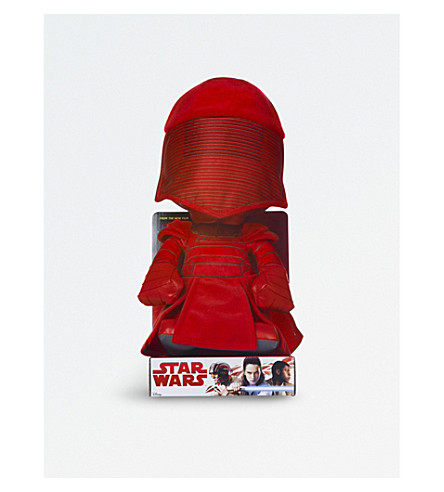 STAR WARS EP8 victor guard plush toy