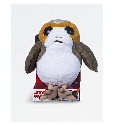 STAR WARS EP8 Beaks plush toy