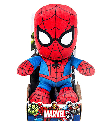 SPIDERMAN Spiderman soft toy 25cm