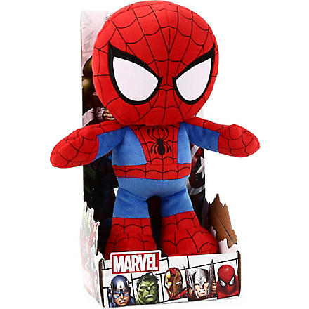 SPIDERMAN Marvel Spiderman plush toy