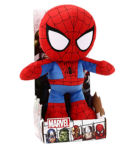 SPIDERMAN Marvel Spiderman plush toy