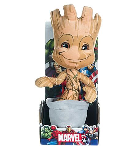 MARVEL AVENGERS Baby Groot soft toy 25cm