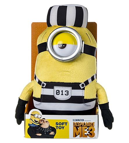 DESPICABLE ME Mel soft toy