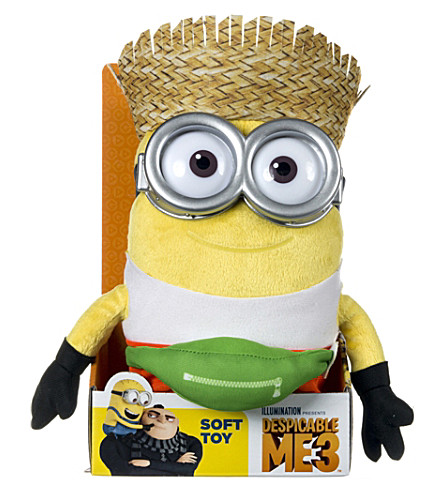 DESPICABLE ME Dave soft toy