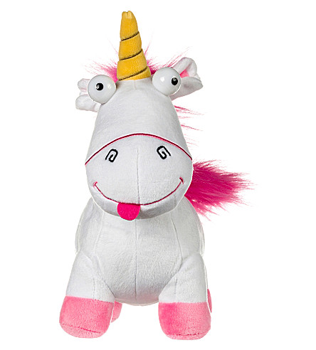 DESPICABLE ME Unicorn soft toy