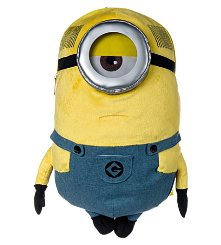 DESPICABLE ME Mel plush backpack