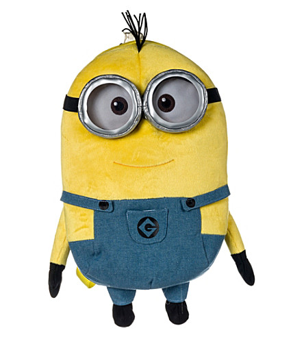 DESPICABLE ME Tim plush backpack