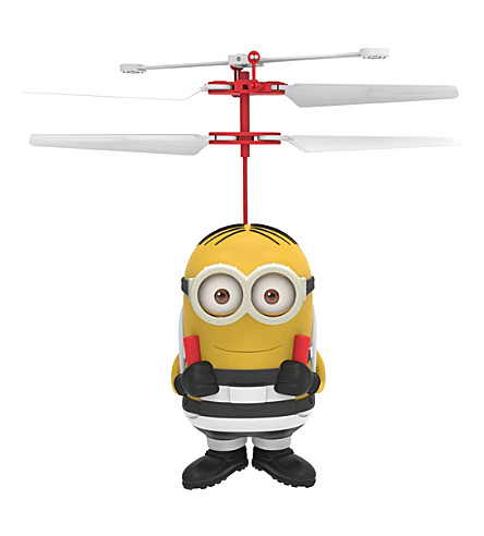 DESPICABLE ME Flying Dave toy