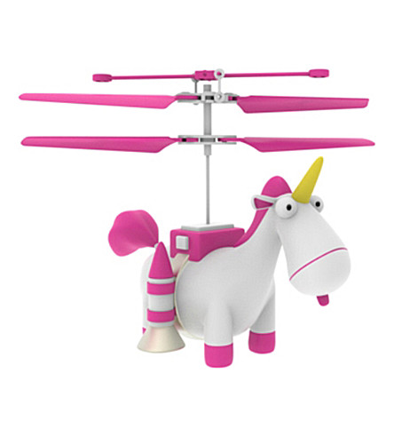 DESPICABLE ME Flying Unicorn toy