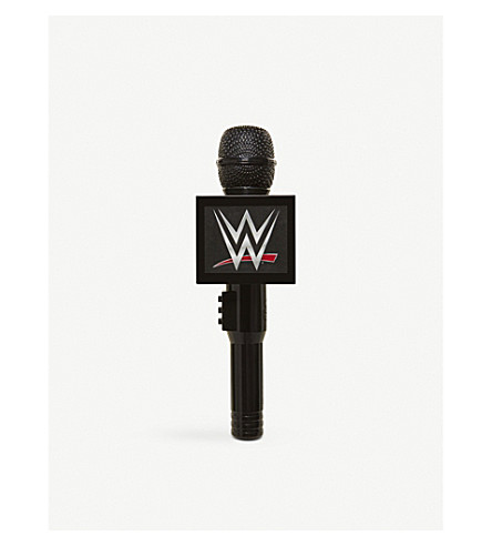 WWE Sound FX Deluxe Microphone