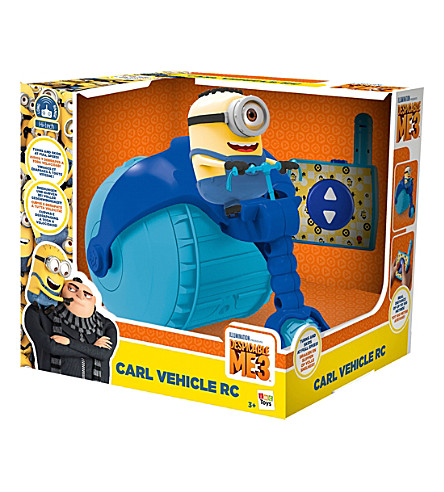 DESPICABLE ME Carl's vehicle