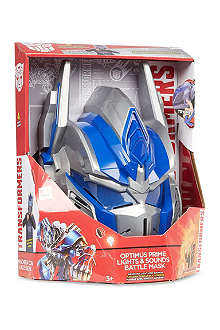 TRANSFORMERS Transformers lights and sound mask