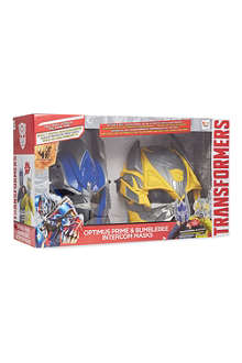 TRANSFORMERS Transformers intercom masks