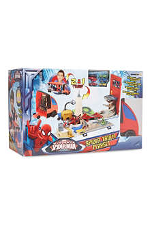 SPIDERMAN Spider playset truck