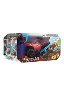 SPIDERMAN Spider Car playset