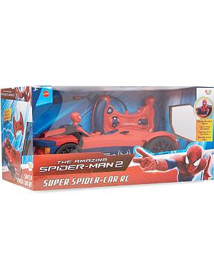 SPIDERMAN Super Spider remote control car