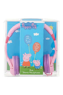 PEPPA PIG Hearts headphones