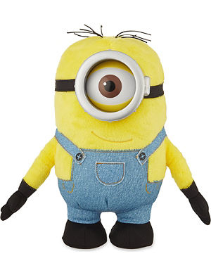 MINIONS Huggable minion plush