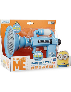 MINIONS Minion Fart Blaster