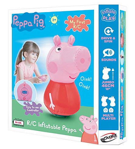 PEPPA PIG Inflatable remote control Peppa Pig
