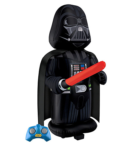 STAR WARS Inflatable remote control Darth Vader