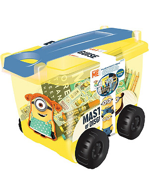 MINIONS Despicable Me filled activity truck