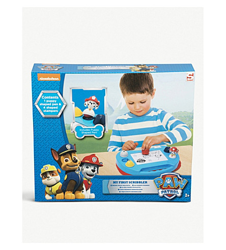 PAW PATROL My First Scribbler
