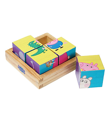 PEPPA PIG Peppa Pig Puzzle Blocks