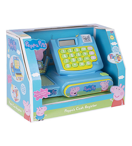 PEPPA PIG Peppa Pig cash register