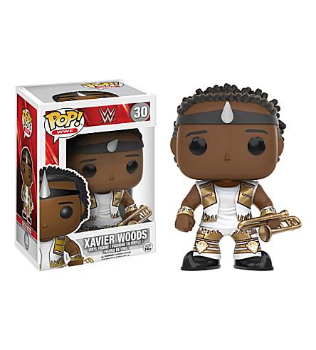 WWE Funko Pop! vinyl Xavier Woods figure