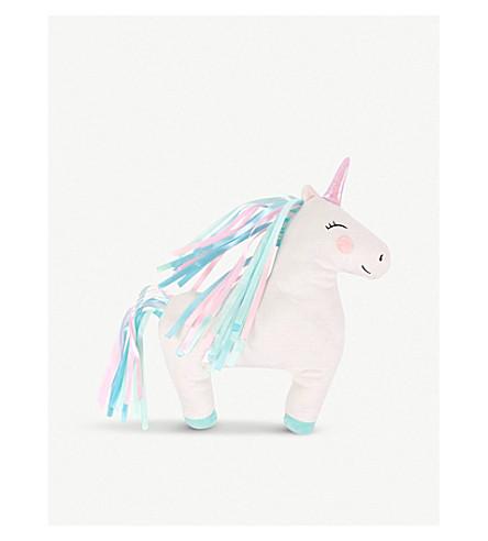 UNICORN UNIVERSE Sass & Belle Rainbow Unicorn cushion