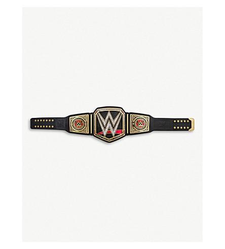 WWE Replica Championship Title Belt