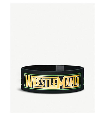 WWE Wrestlemania 34 silicone bracelet