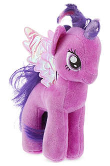 MY LITTLE PONY Twilight Sparkle beanie baby