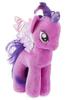 MY LITTLE PONY Twilight Sparkle beanie baby