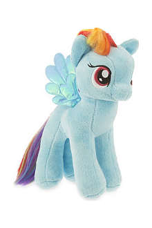 MY LITTLE PONY Rainbow Dash beanie baby