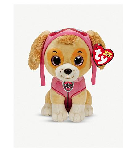 PAW PATROL Ty Skye beanie soft toy