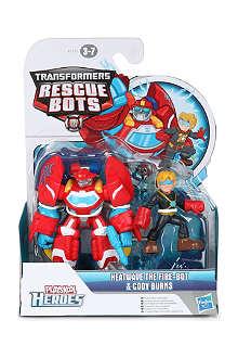 TRANSFORMERS Rescue Bots Minicon figures