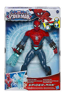 SPIDERMAN Electro-Web figure