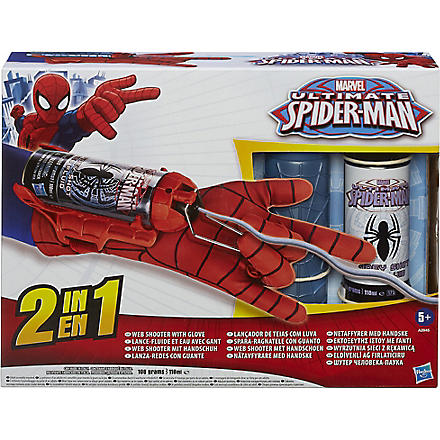 SPIDERMAN Mega Blaster Web Shooter glove