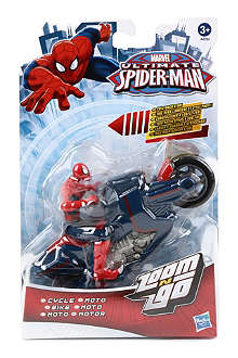 SPIDERMAN Ultimate Spiderman Zoom N' Go