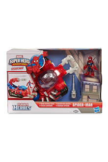 SPIDERMAN Spider-man Web Strike Tank