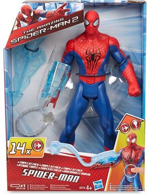 SPIDERMAN Triple Attack Spider-Man