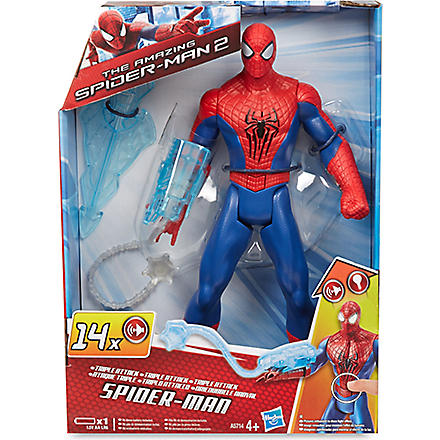 SPIDERMAN Triple Attack Spider-Man