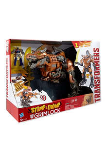 TRANSFORMERS Stomp and Chomp Grimlock action figure
