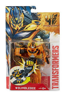 TRANSFORMERS Flip and Change Bumblebee figure